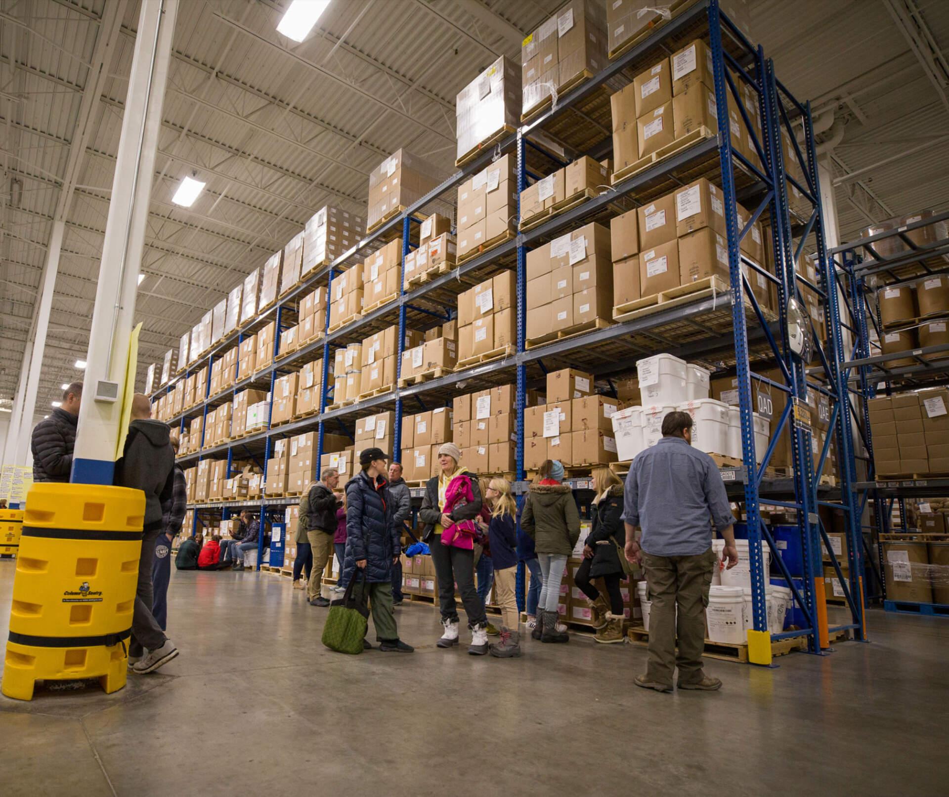 Spectrum Solutions Warehouse
