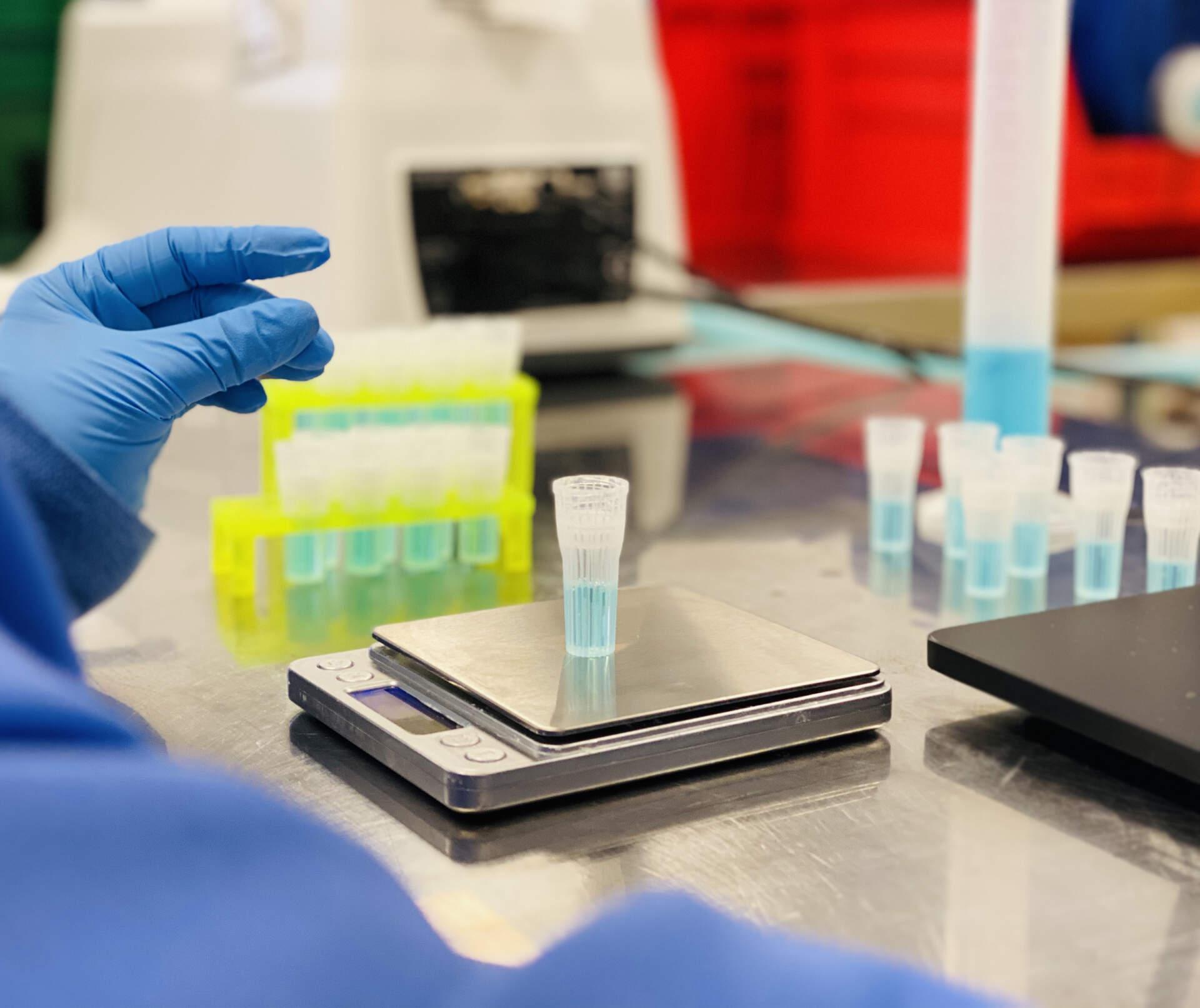 SpectrumDNA-Blue Preservation Solution