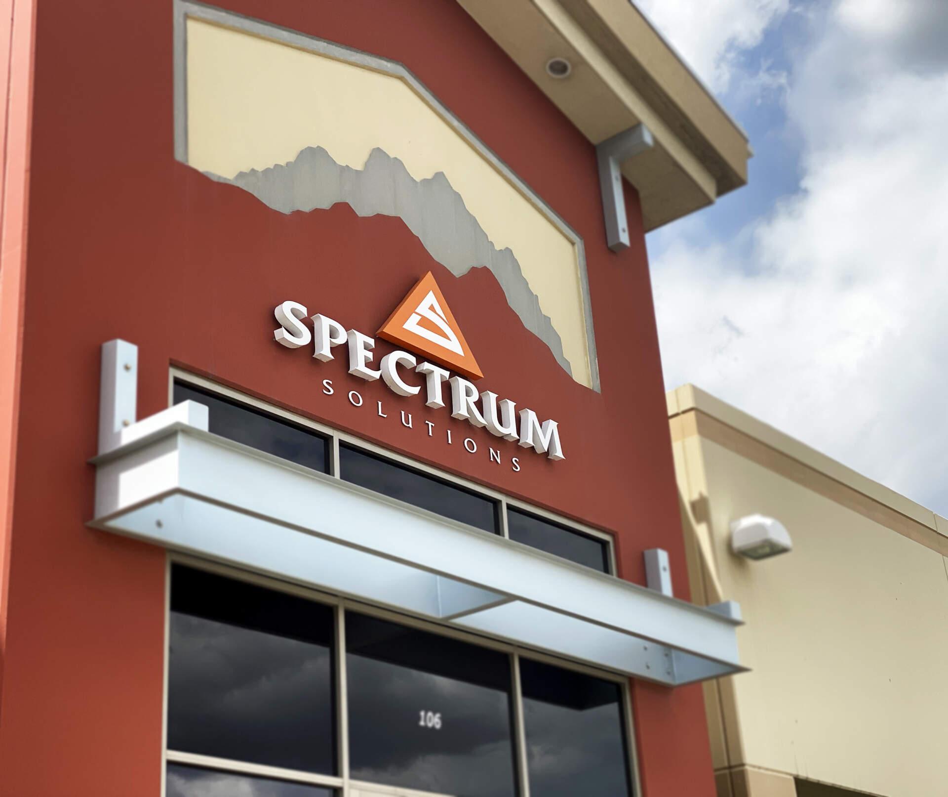 Tour the Spectrum Campus